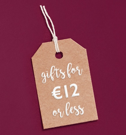 Gifts for £10 or less